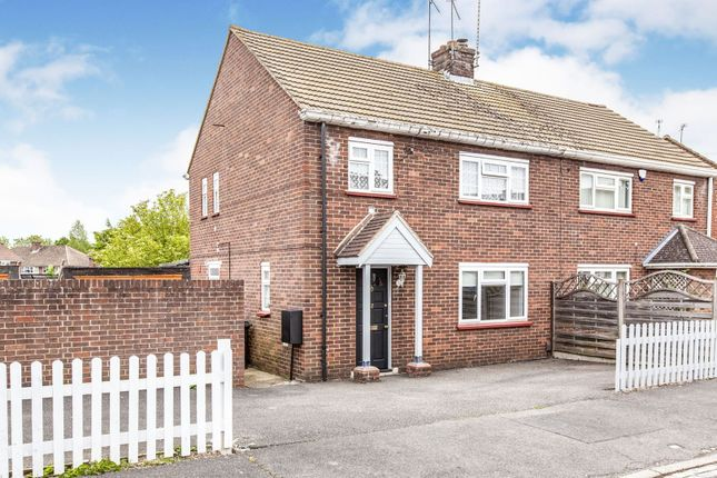 Thumbnail 1 bed maisonette for sale in Wellhouse Road, Maidenhead