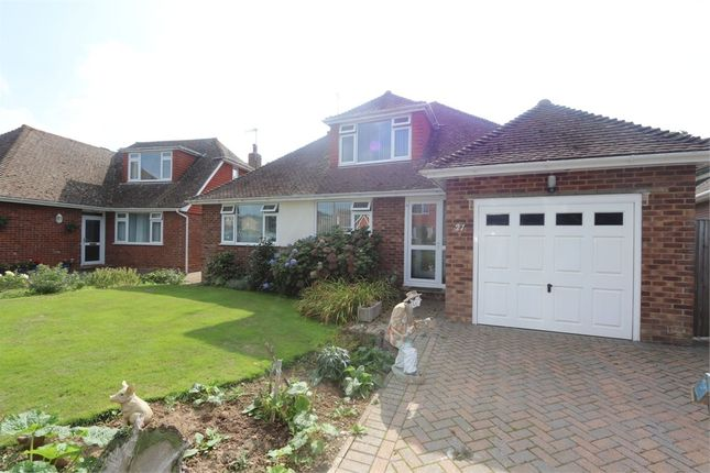 Thumbnail Detached house to rent in Frant Avenue, Bexhill-On-Sea, East Sussex