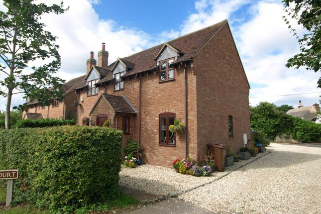 Thumbnail Detached house for sale in Burnell Court, Marsh Gibbon, Bicester