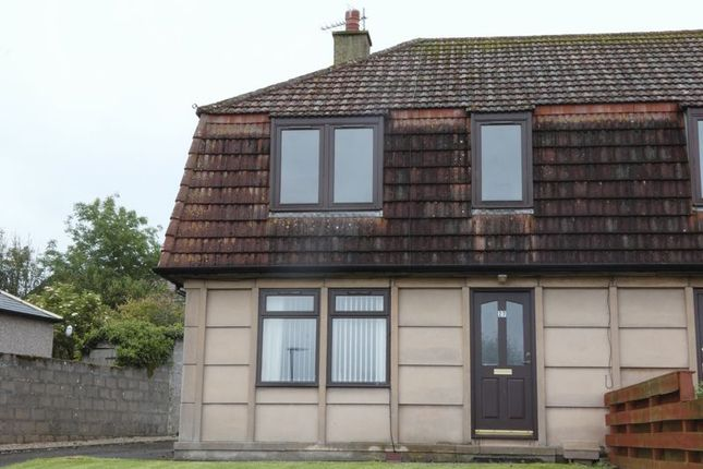 Thumbnail Semi-detached house for sale in Thorkel Road, Thurso