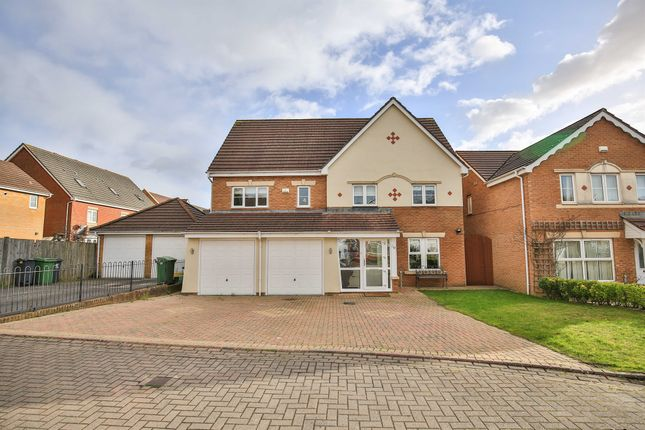 Thumbnail Detached house for sale in Milestone Close, Heath, Cardiff