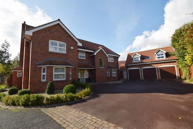 Thumbnail Detached house for sale in The Combes, Southwell