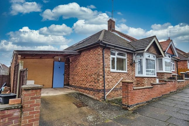 1 bed semi-detached bungalow for sale in Norton Road, Northampton, Northamptonshire NN2