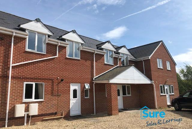 Thumbnail Terraced house to rent in Longhorn Avenue, Gloucester