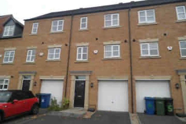 Thumbnail Terraced house to rent in Lowes Drive, Wilnecote, Tamworth