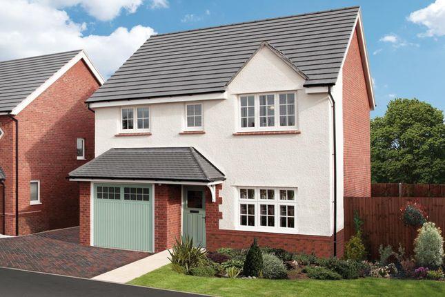 Thumbnail Detached house for sale in Redbridge Park, Sherwoods Lane, Liverpool, Merseyside