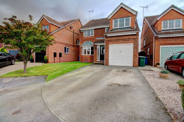 Thumbnail Detached house for sale in Moses View, Shireoaks, Worksop