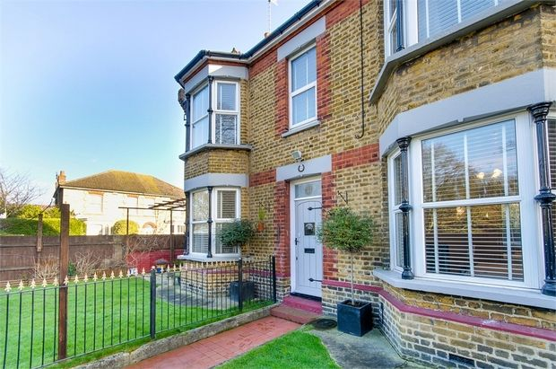 Thumbnail End terrace house for sale in Tivoli Road, Margate