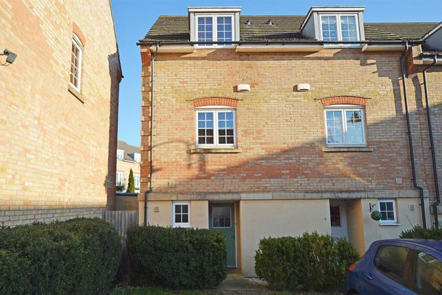 Thumbnail Town house to rent in Arrow Court, Hampton Hargate
