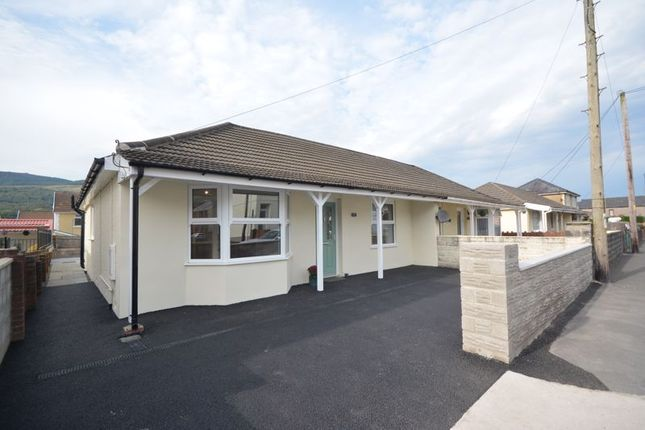 Thumbnail Semi-detached bungalow for sale in 25 Edward Street, Neath