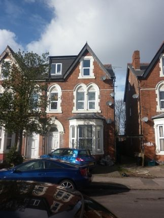 Thumbnail Studio to rent in Hunton Road, Birmingham
