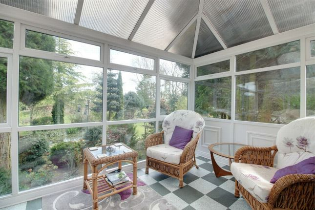 Thumbnail Detached bungalow for sale in Church Street, Edwinstowe, Mansfield, Nottinghamshire