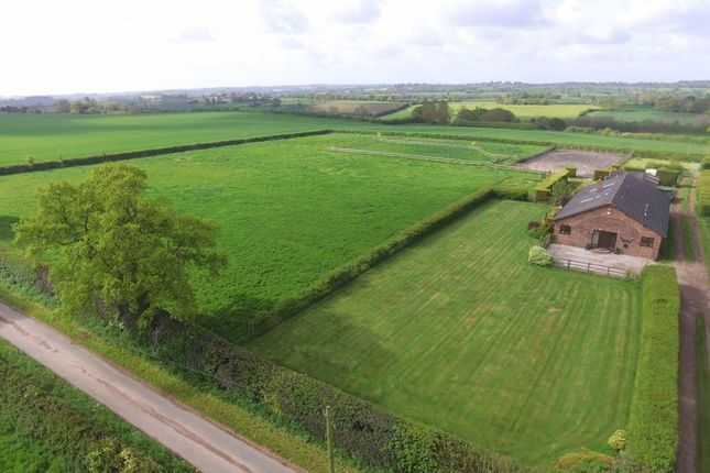 Thumbnail Detached house for sale in Rock Lane, Standon, Stafford