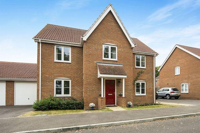 Thumbnail Detached house for sale in Cranford Close, Rainham, Gillingham