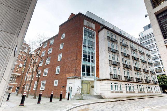 Thumbnail Flat to rent in Pemberton House, 6 East Harding Street, Londo