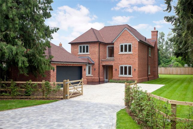 Thumbnail Detached house for sale in Station Road, Shiplake, Oxfordshire