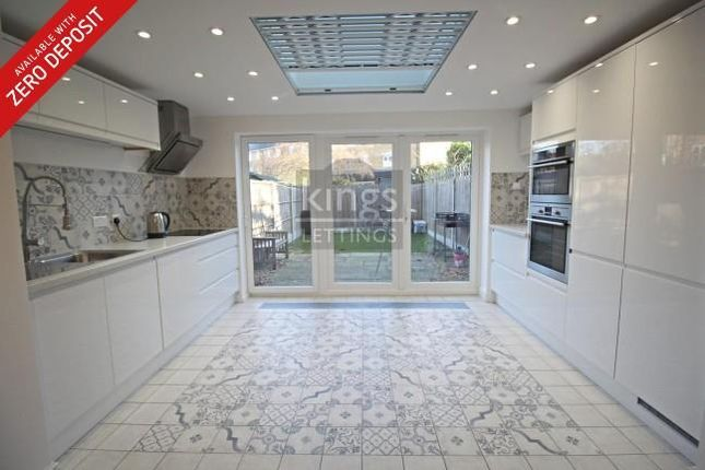 Thumbnail Town house to rent in Westminster Drive, London