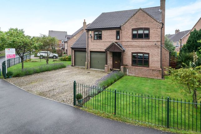 4 bed detached house for sale in Thompson Drive, Strensall, York