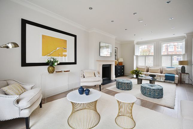 Thumbnail End terrace house for sale in Cranbury Road, London