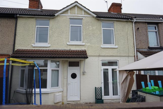 Thumbnail Terraced house for sale in The Crescent, Woodlands, Doncaster