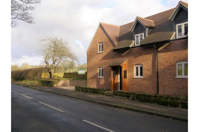 Thumbnail Semi-detached house to rent in Main Road, Ombersley