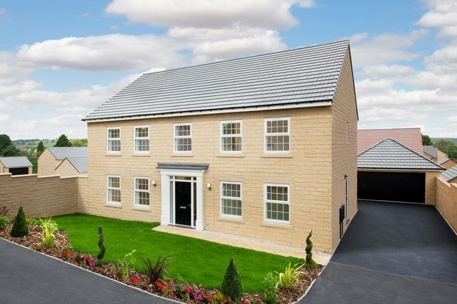 """Thumbnail Detached house for sale in """"Gilthorpe"""" at Brookfield, Hampsthwaite, Harrogate"""