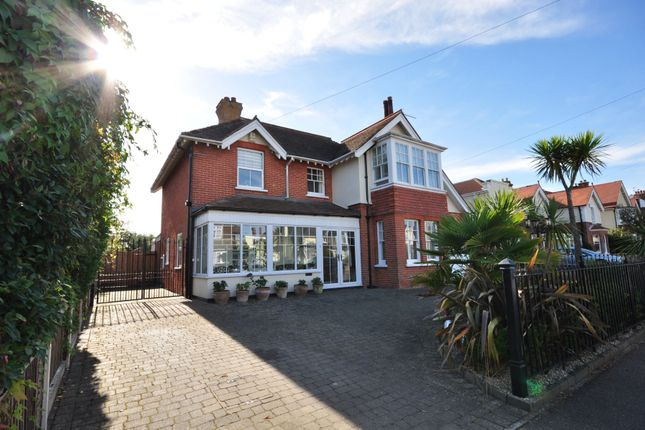 Thumbnail Detached house for sale in Harold Grove, Frinton-On-Sea