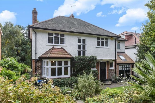 Thumbnail Detached house for sale in Crescent Road, Kingston Upon Thames