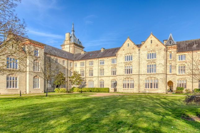 Thumbnail Flat for sale in South Wing, Fairfield Hall, Hitchin, Herts