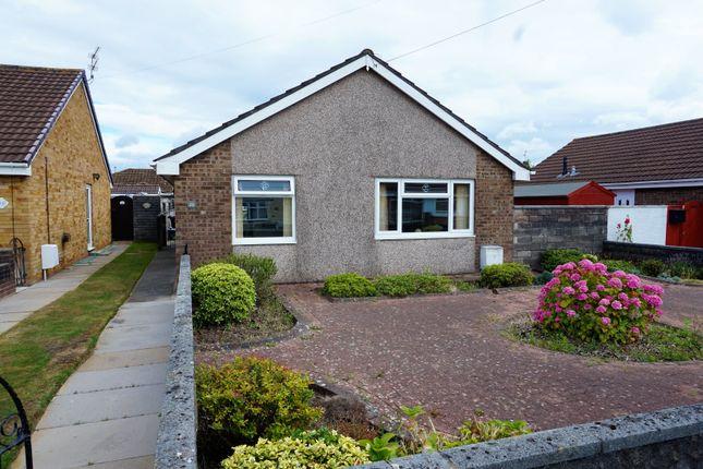 Thumbnail Detached bungalow for sale in Pontfaen, Newport