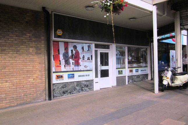 Thumbnail Retail premises to let in Unit 51 Belvoir Shopping Centre, Coalville, Coalville