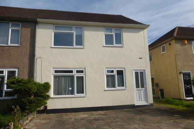 2 bed maisonette to rent in Burr Close, Bexleyheath, Kent DA7