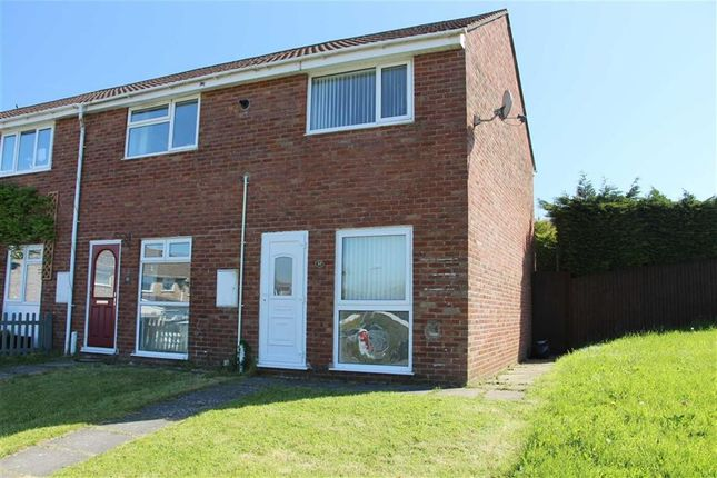 Thumbnail End terrace house to rent in Maes Briallu, Rudry, Caerphilly