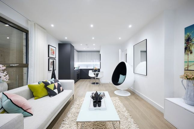 Show Apartment of Vallance Road, London E1