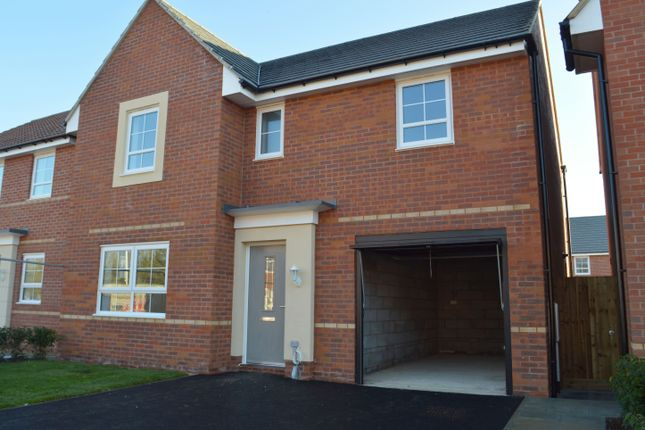 Thumbnail Detached house to rent in St. Andrews Court, Lyall Close, Blunsdon, Swindon