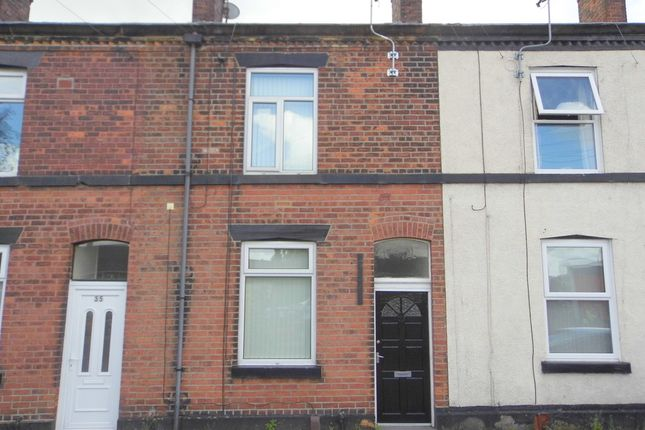 2 bed terraced house for sale in George Street, Whitefield