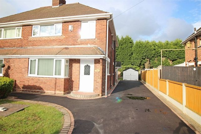 Thumbnail Semi-detached house to rent in Morgan Road, Fazeley, Tamworth, Staffordshire