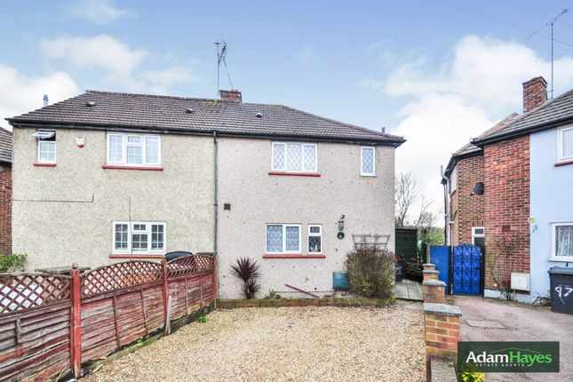 Thumbnail Semi-detached house for sale in Ridgeview Close, Barnet