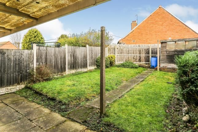 Garden of Heath Way, Birmingham, West Midlands B34