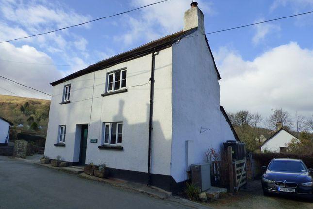Thumbnail Cottage for sale in Ramsley Lane, South Zeal, Okehampton
