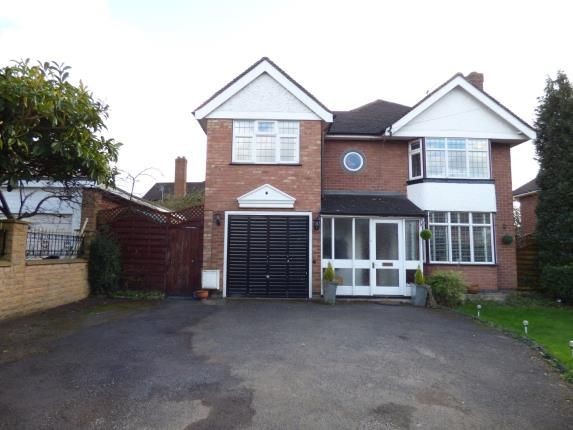Thumbnail Detached house for sale in Meadow Close, Leamington Spa, Warwickshire, England