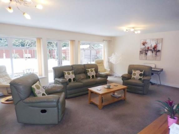 Living Room of Gosport Lane, Lyndhurst SO43