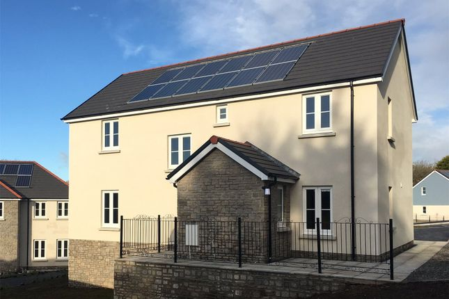 Thumbnail Detached house for sale in Amroth (Plot 26 Show Home), Green Meadows Park, Narberth Road, Tenby