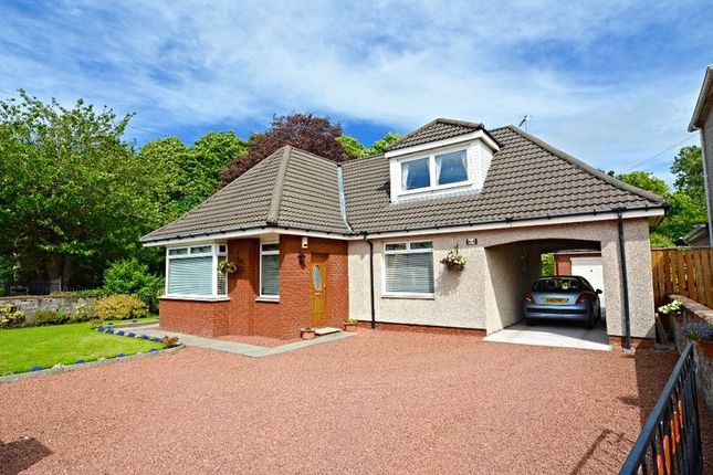 Thumbnail Detached house for sale in Craigie Road, Ayr