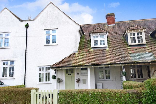 Terraced house for sale in Ridge Road, Letchworth Garden City