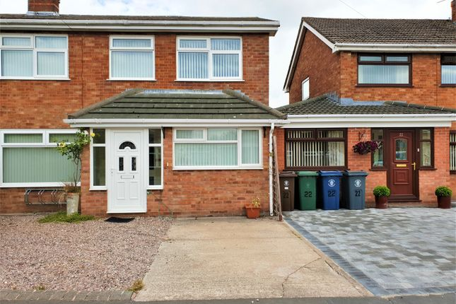 Thumbnail Semi-detached house to rent in Rivington Drive, Burscough