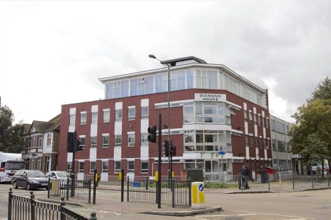 Serviced office to let in Diamond House, Richmond