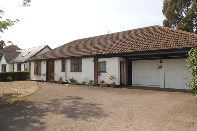 Thumbnail Bungalow for sale in Main Street, Cossington