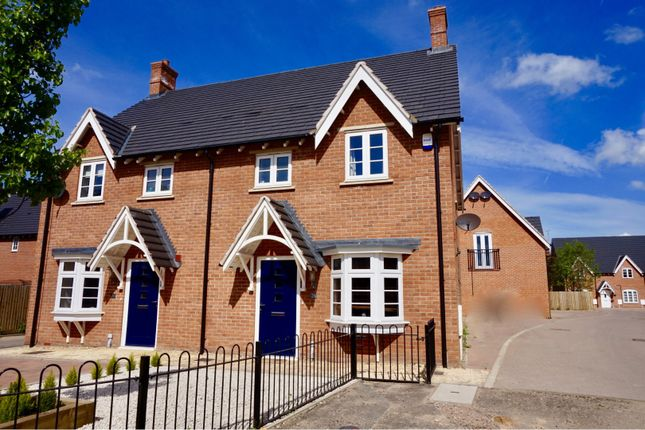 Thumbnail Semi-detached house for sale in Cypress Road, Barrow Upon Soar