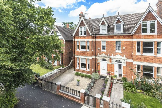 Thumbnail Semi-detached house for sale in The Embankment, Bedford